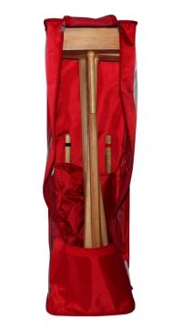 Вид крокета в сумке